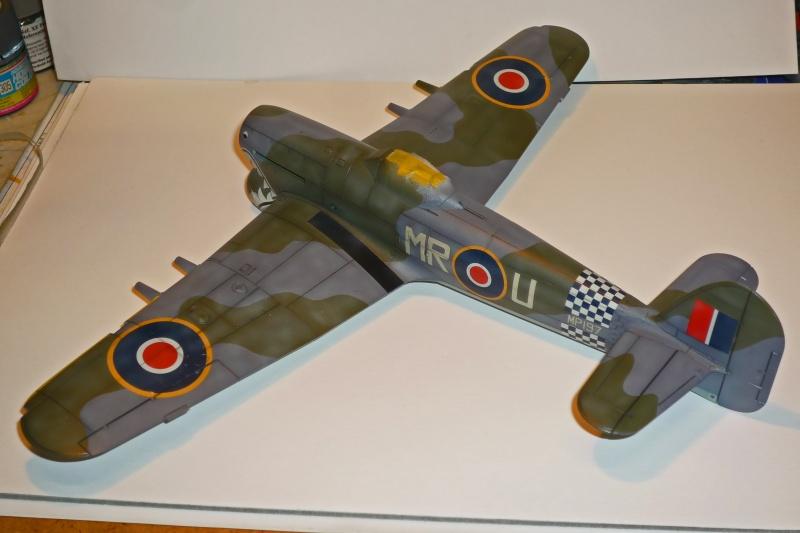 Hawker Typhoon MkIb (Hasegawa 1/48) P1100017