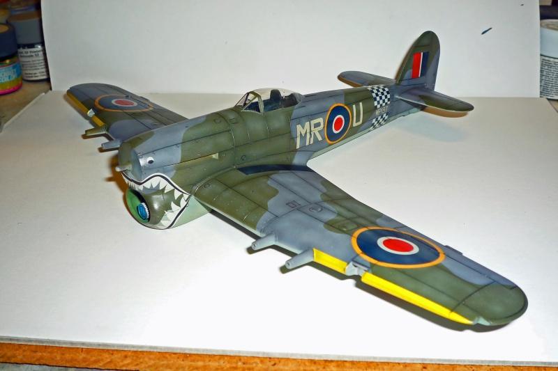 Hawker Typhoon MkIb (Hasegawa 1/48) - Page 2 P1100021