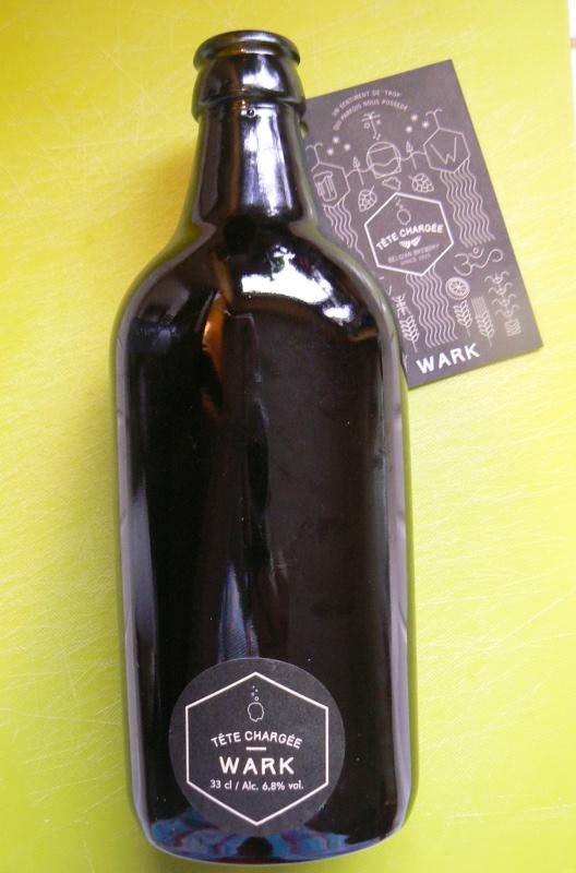 Bière Tête Chargée  Limelette  Belgique P1120422