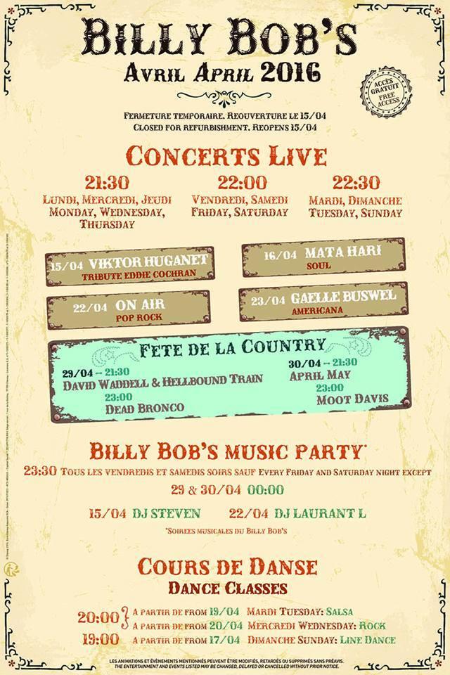 Disney Village :: Billy Bob's Country Western Saloon - Pagina 11 12072510