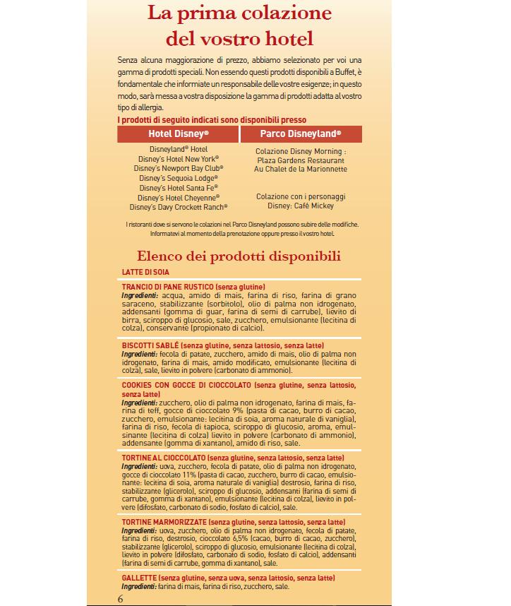 Intolleranze e allergie alimentari, menù particolari - Pagina 3 Menu410