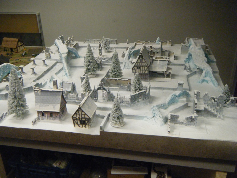 Galerie de Greg: La table Frostgrave de Hobby Shop! 110