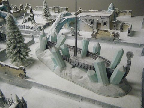 Galerie de Greg: La table Frostgrave de Hobby Shop! 12991010