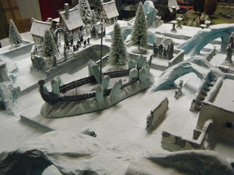 Galerie de Greg: La table Frostgrave de Hobby Shop! 12998410