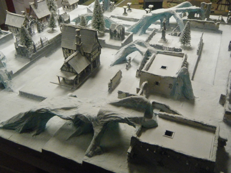 Galerie de Greg: La table Frostgrave de Hobby Shop! 210