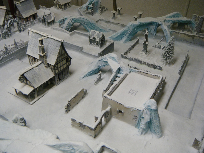 Galerie de Greg: La table Frostgrave de Hobby Shop! 310