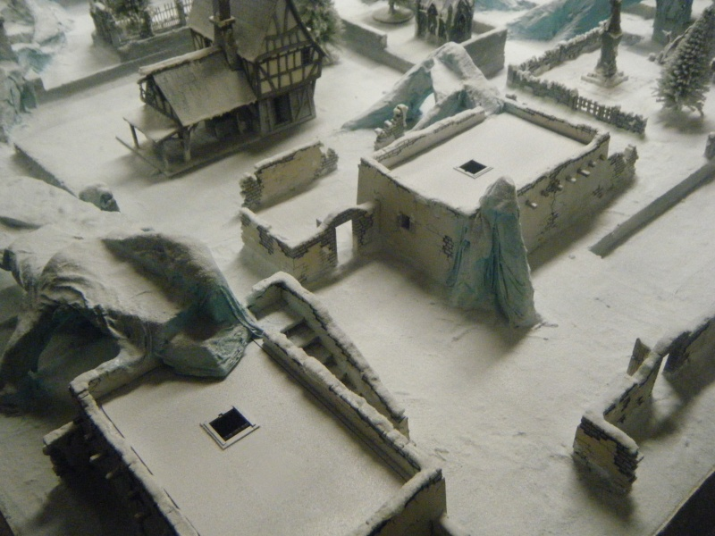 Galerie de Greg: La table Frostgrave de Hobby Shop! 410
