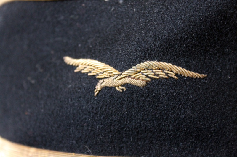 Képi mle 31 commandant aviation (canetille brodée)- ESC 1 [VENDU] Img_1017