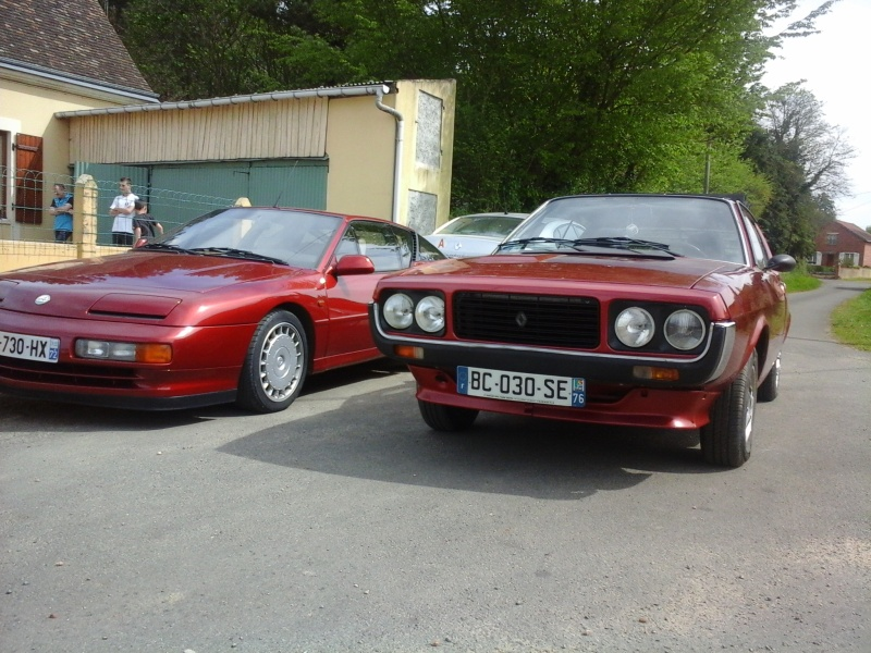 renault 17 decouvrable rouge lucifer  - Page 18 20160522