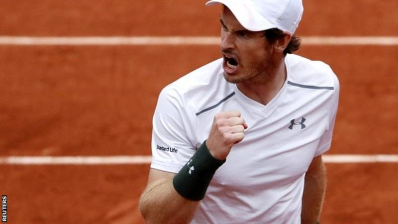 Andy Murray reaches French Open final _8987810
