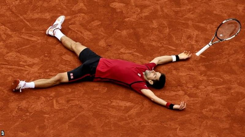 Andy Murray reaches French Open final _8988710