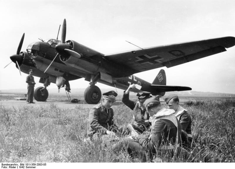 Crash d'un Ju 88 A1 du Stab. KGr 806 Ju88_a10