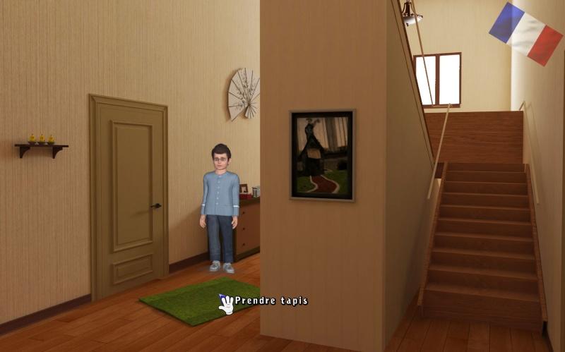 Where is my family, jeu d'aventure disponible sur Windows, Linux et Osx. - Page 7 Hall1f10
