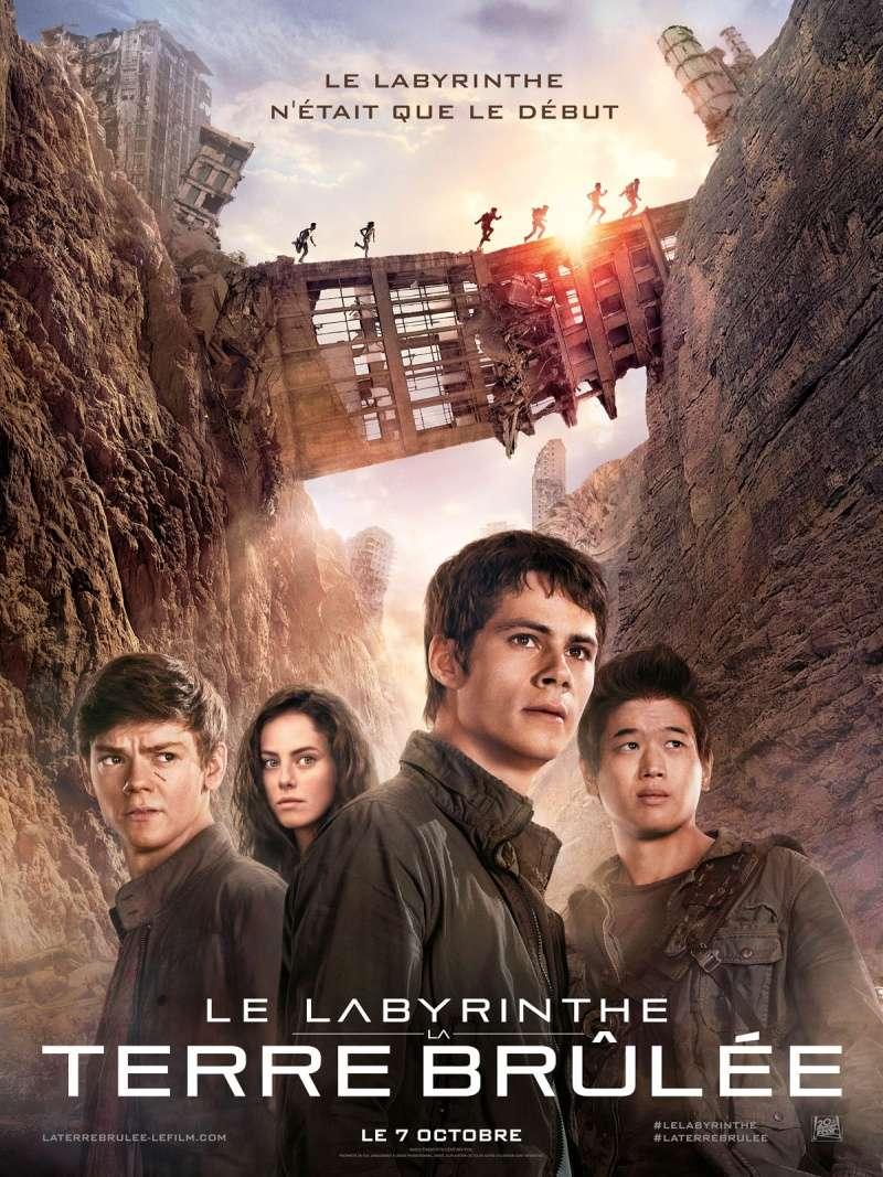 Le Labyrinthe : La Trilogie 08578711