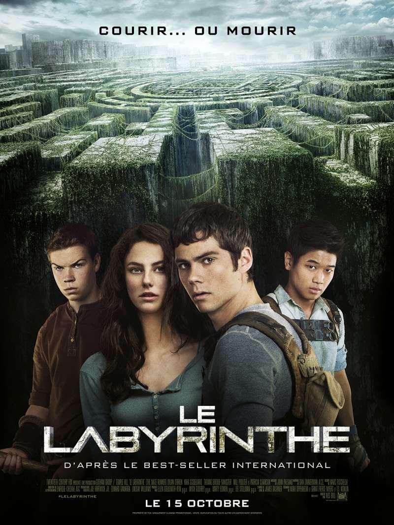 Le Labyrinthe : La Trilogie 41835311