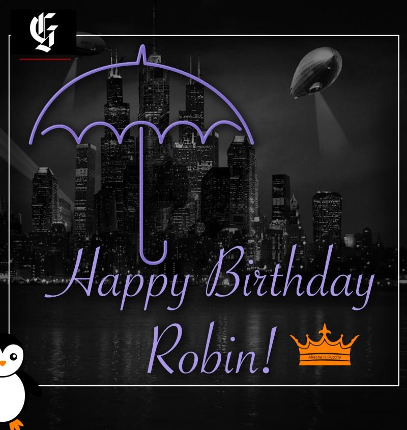 Robin Lord Taylor - Oswald Cobblepot - Page 5 Birthd11