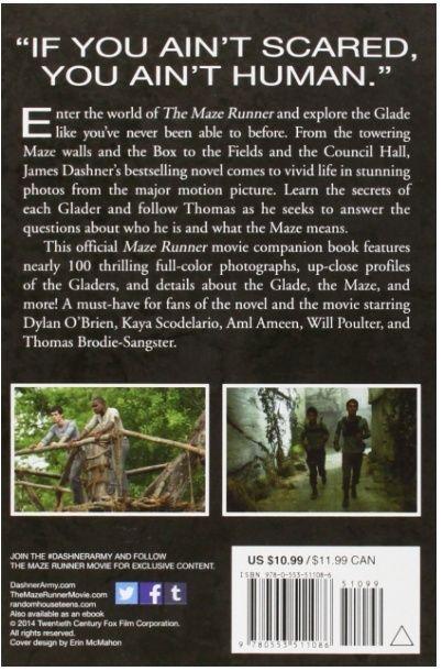 Le Labyrinthe : La Trilogie - Page 2 Captur12
