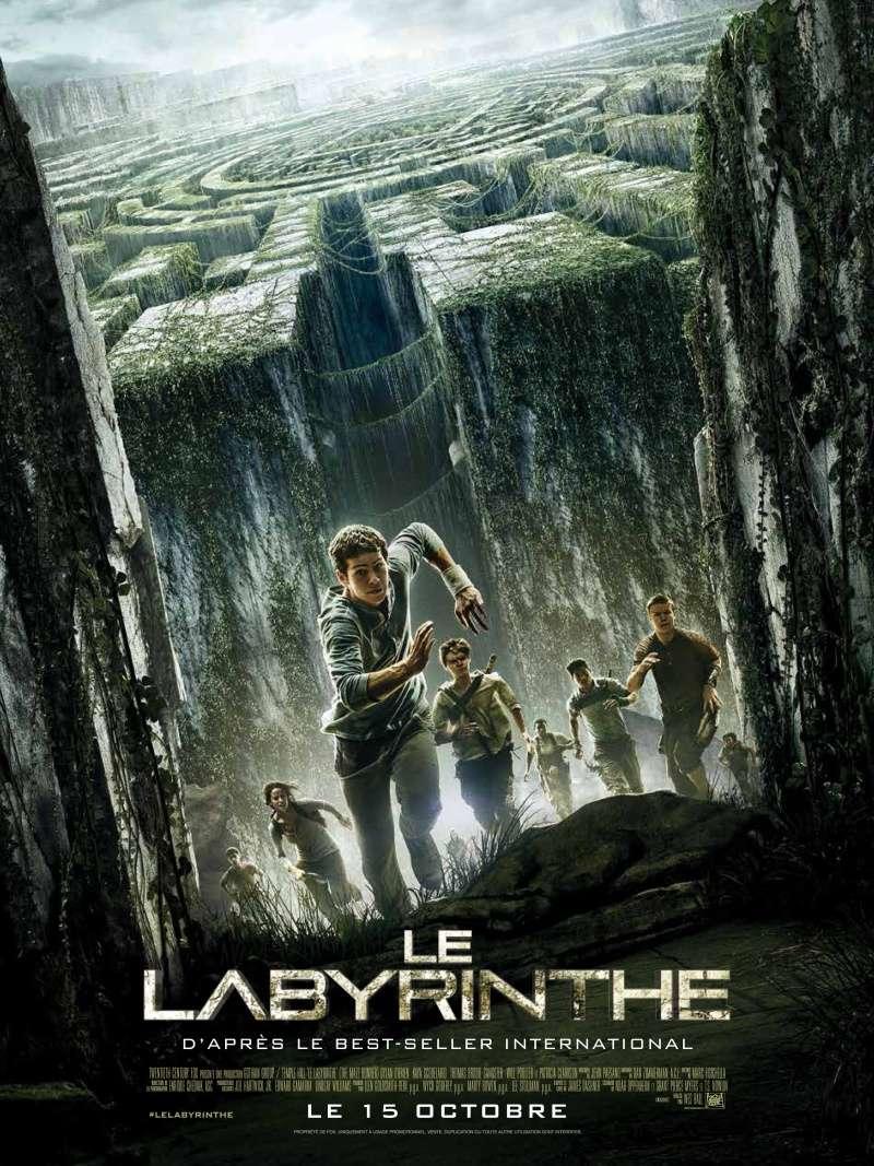Le Labyrinthe : La Trilogie Le-lab11