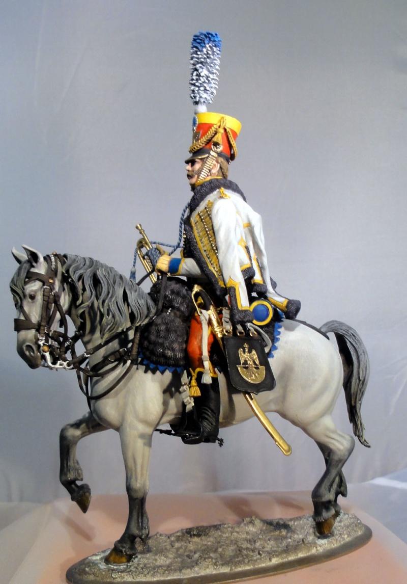 Trompette de Hussards Jérôme Napoléon Poste Militaire - Page 2 Dsc07110