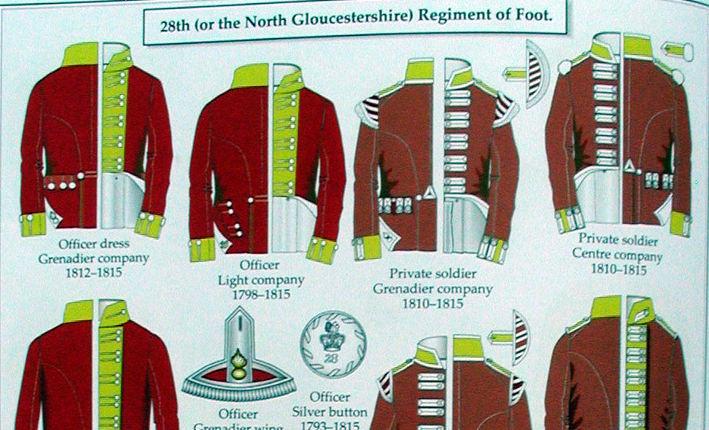 Bataille des quatre bras 1815 - 28th Foot - scénette ; suite et fin Photos finales P2_28t11