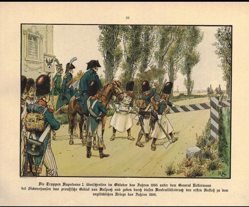 la campagne de 1805 Reine_10