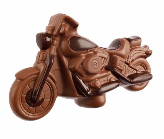Harley Davidson en chocolat  Screen14