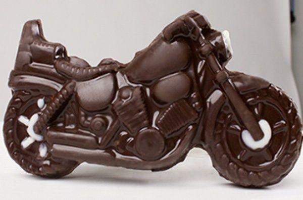Harley Davidson en chocolat  Screen22