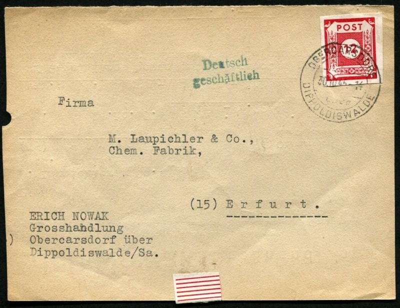 Ostsachsen (OPD Dresden) -Sowjetische Besatzungszone- - Seite 10 Postst11