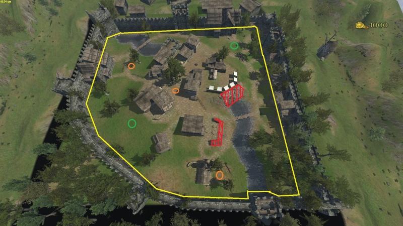 UNAC 6 new maps Castel10