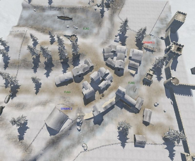 UNAC 6 new maps Frosth10