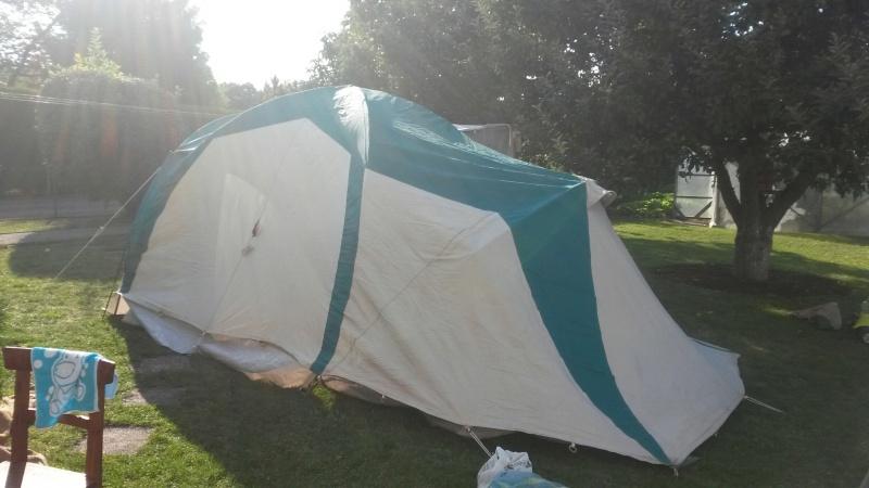 Tente  Coton Cabanon Lima - 180 € 20150810