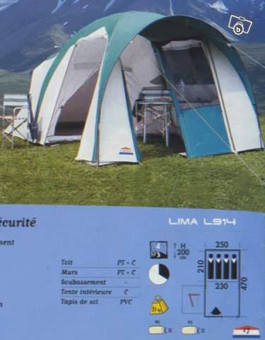Tente  Coton Cabanon Lima - 180 € Cabano10