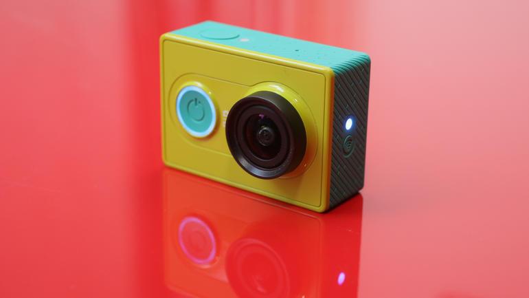 Stato colore batteria Xiaomi Yi Action Camera Xiaomi12