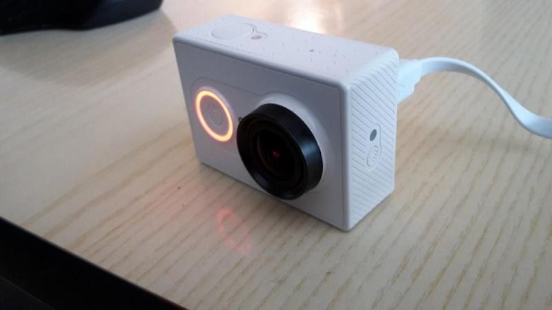 Come attivare il Wifi della Xiaomi Yi Action Camera Xiaomi15
