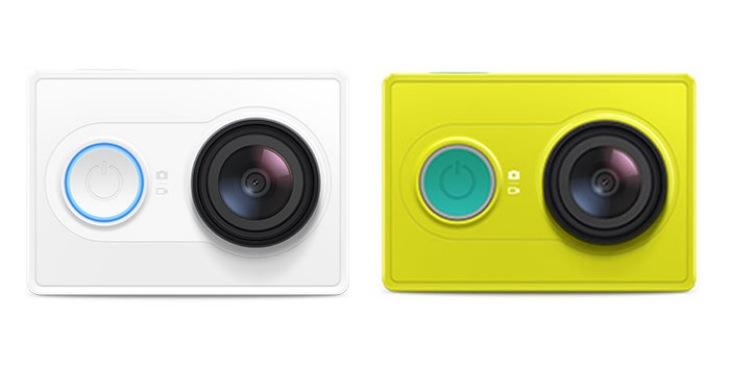 Come passare da foto a video e viceversa con la Xiaomi Yi Action Camera Xiaomi16