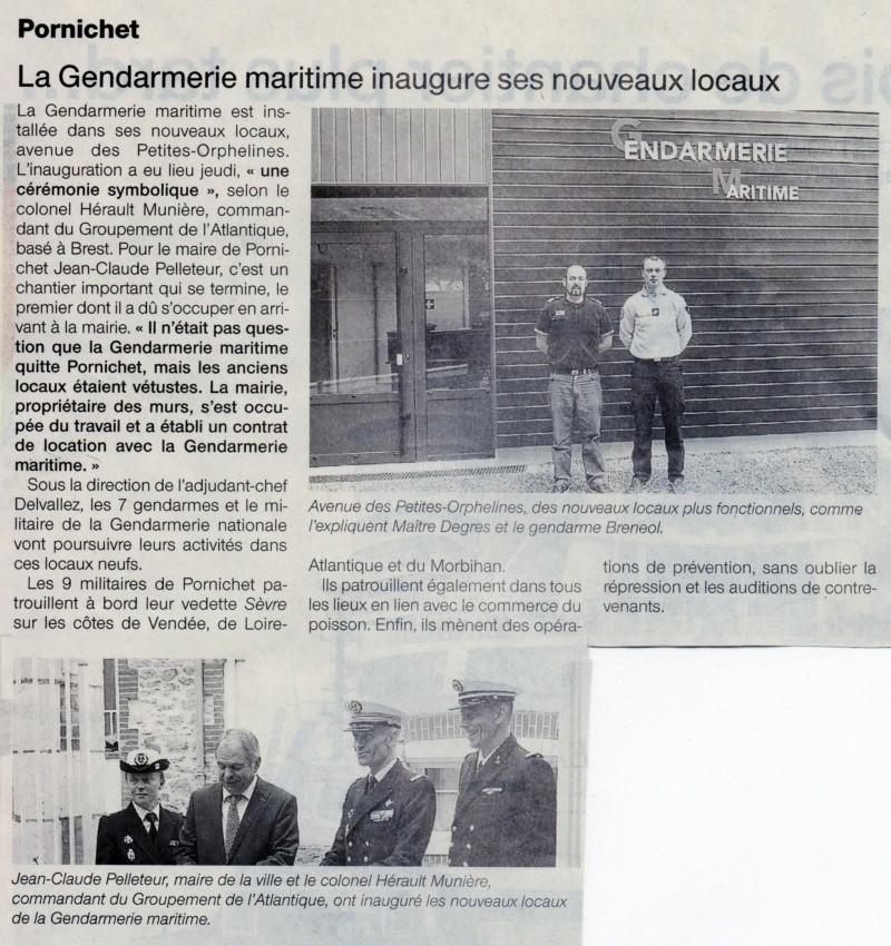 [ Divers Gendarmerie Maritime  ] Pornichet (44) Ouest-15