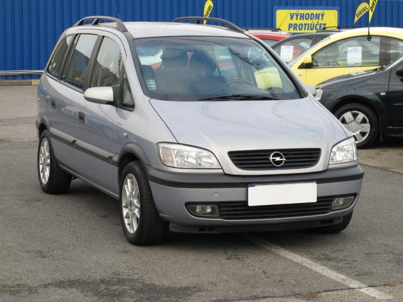 mon zafira 2.0 dti 16v de 2001 Opel-z10