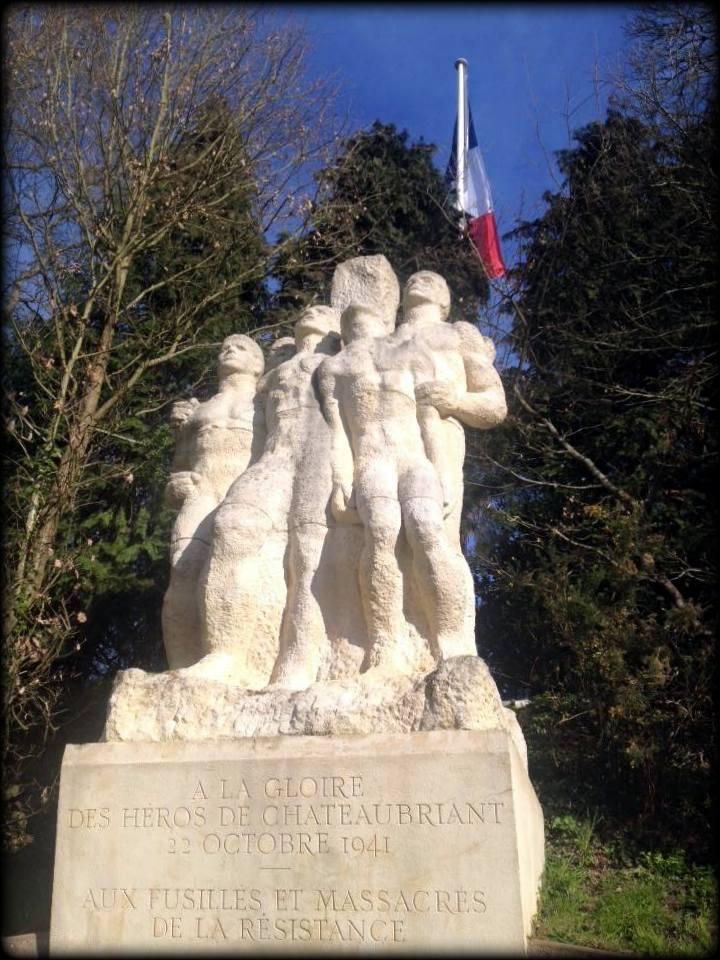 Carrière des fusillés - Chateaubriand 12961511