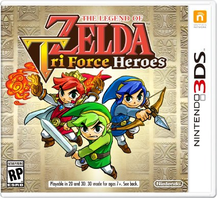 Legend - The Legend of Zelda: Tri Force Heroes [CIA] 916bk610