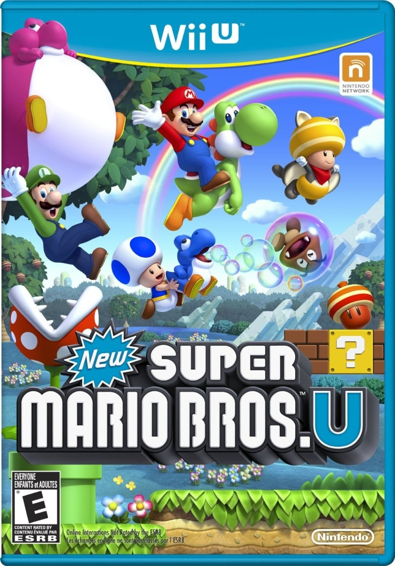 New super mario bros u[Loadiine gx2][Mega]