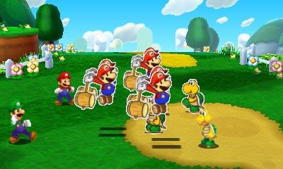 mario - Mario & Luigi: Paper Jam Bros[Cia][Mega] Game_s10