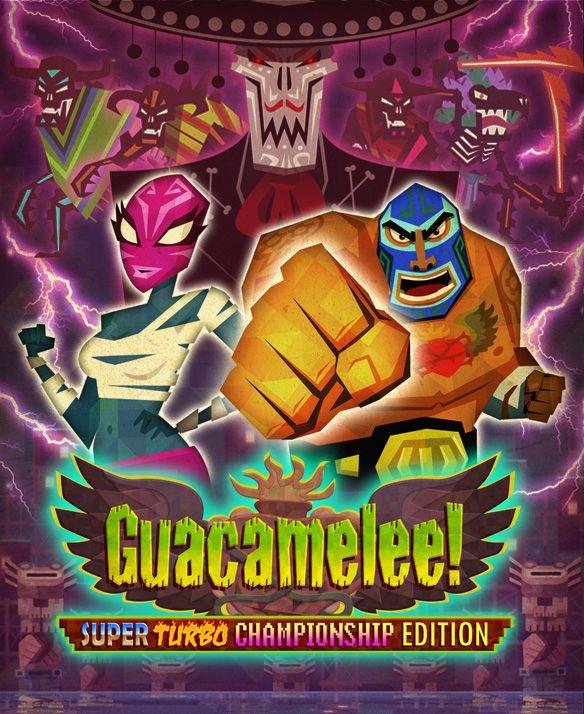 Guacamelee! Super Turbo Championship Edition [Loadiinegx2] Guacam10