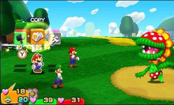 Mario & Luigi: Paper Jam Bros[Cia][Mega]