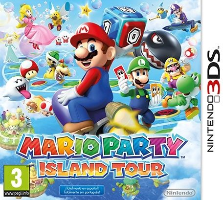 Mario Party: Island Tour  Ps_3ds10