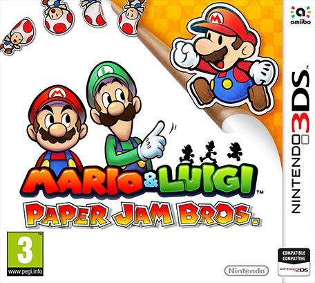 mario - Mario & Luigi: Paper Jam Bros[Cia][Mega] Ps_3ds11
