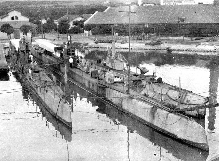 La flotte des russes blancs du Général Wrangel 1922_t11
