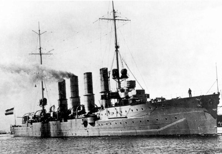 Croiseurs allemands - Page 2 Bresla10