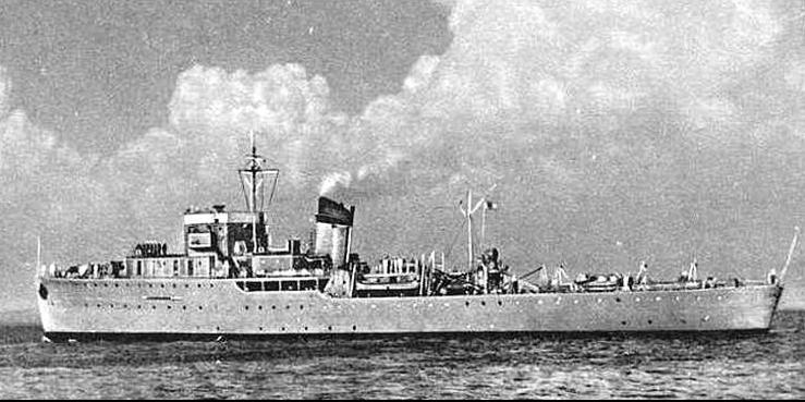 Marine Mexicaine  Calvo211