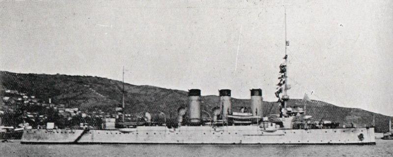Marine turque Medjid10