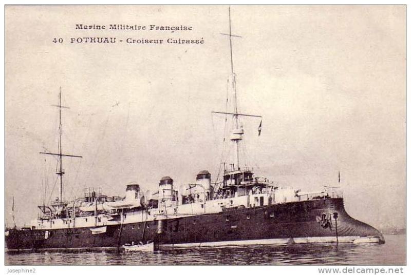 Croiseurs français  - Page 3 Pothua10